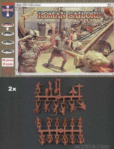 ORION ori72006 – Roman Sailors ', Plastique Modélisme