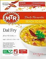 MTR ダルフライ(インド風お豆のカレー)