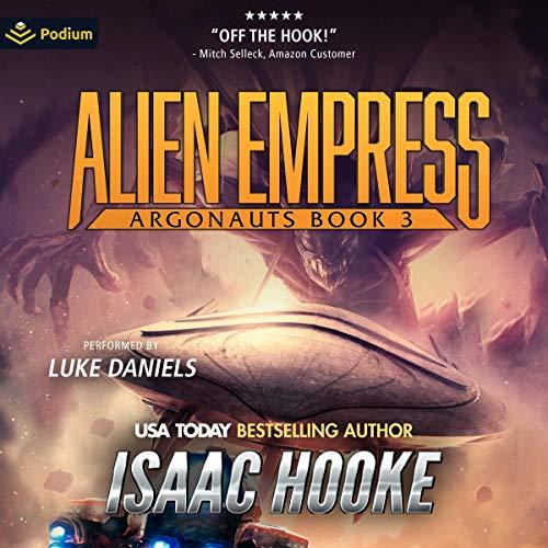 Alien Empress Audiobook By Isaac Hooke cover art