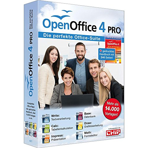 Open Office 4 [import allemand]