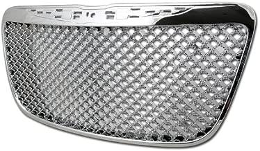Armordillo USA 7147522 Mesh Grille Fits 2011-2014 Chrysler 300/300C - Chrome