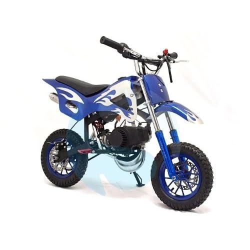 Filtre /À Air ExcLent Mini Quad Dirt Pocket Bike pour 50Cc 70Cc 90Cc 110Cc Argent