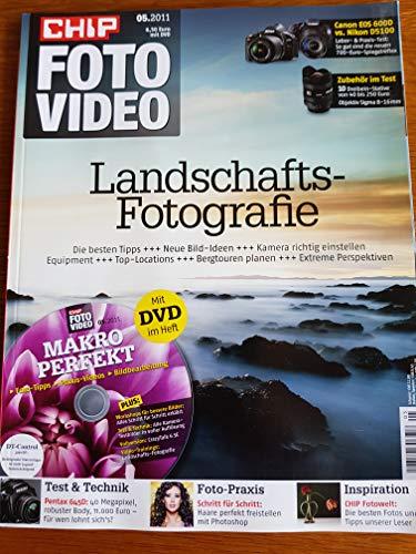 """test Chip Photo Video """"Neue Ideen für großartige Fotos Deutschland"""