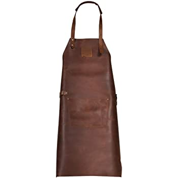 BOSKA Mr Smith Kitchen Apron, One Size Fits Most, Brown