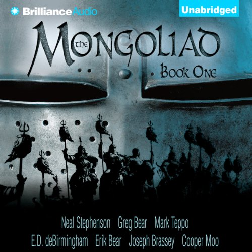 The Mongoliad: The Foreworld Saga, Book 1 cover art