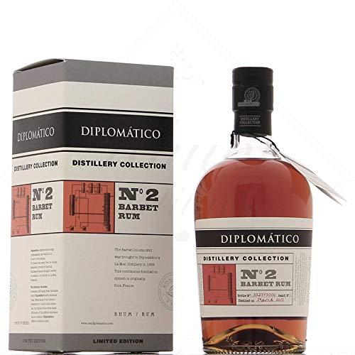 3. Ron Diplomático Distillery Collection Nº2 Barbet Rum