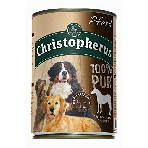 Allco | Christopherus 100 % PUR Pferd | 6 x 400 g