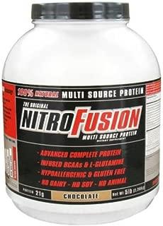 Plant Fusion Nitro Fusion Supplement, Chocolate, 5 Pound