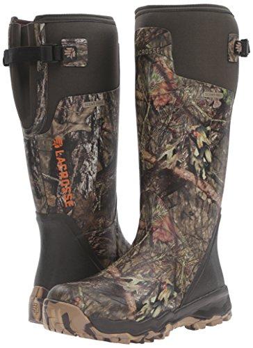 Product Image 5: LaCrosse Men's Alphaburly Pro 18″ Hunting Shoes, Mossy Oak Break up Country