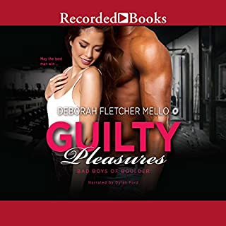 Guilty Pleasures                   By:                                                                                                                                 Deborah Fletcher Mello                               Narrated by:                                                                                                                                 Dylan Ford                      Length: 8 hrs and 26 mins     30 ratings     Overall 4.1