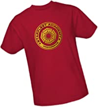 Star Trek Engineering Rank Insignia - Starfleet Academy Adult T-Shirt