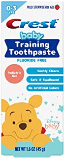 Crest Toothpaste 1.6 Ounce Baby Training Winnie Pooh (Pack of 3)