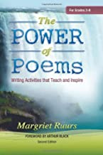 The Power من poems (الإصدار الثاني): كتابة الأنشطة التي Teach و تلهم (maupin House)