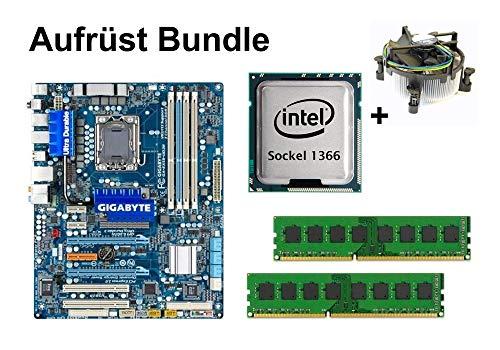 Aufrüst Bundle - Gigabyte EX58-UD3R + Xeon L5520 + 4GB RAM #63016