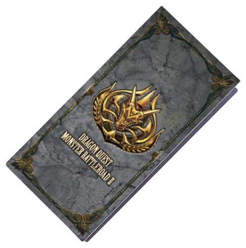 Dragon Quest Monster Battle Road Official Card File Type B