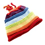 Pebble - Sombrero - para bebé niño multicolor Arco Iris medium