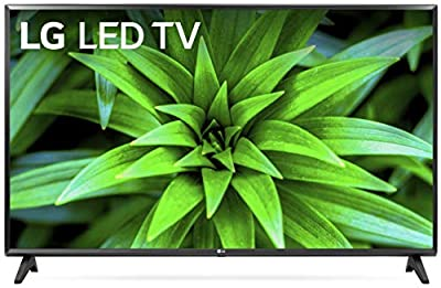 "LG 32LM570BPUA 32"" Class 720p Smart LED HD TV (2019) by LG"