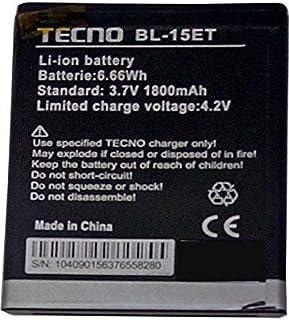 Battery BL-15ET for Tecno WX3 - 1800mah