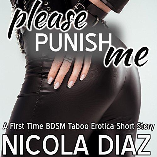 Please Punish Me audiobook cover art