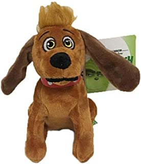 Christmas Doll How the Grinch Stole Stuffed Plush Toy Xmas Kids Gifts (Dog)