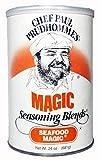 Chef Paul Seafood Magic Seasoning, 24 ounces