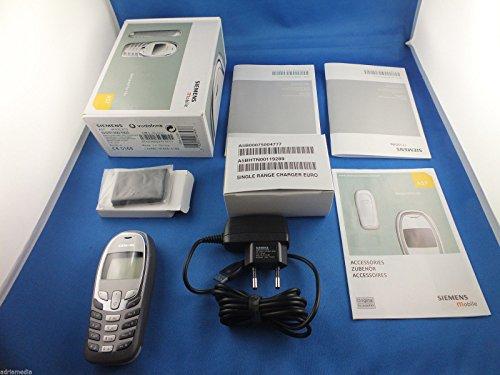 SIEMENS A57 Silber Grau GSM 900/1800