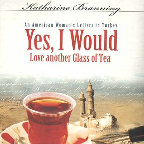 Yes, I Would Love Another Glass of Tea audiobook cover art