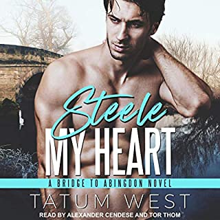 Steele My Heart audiobook cover art