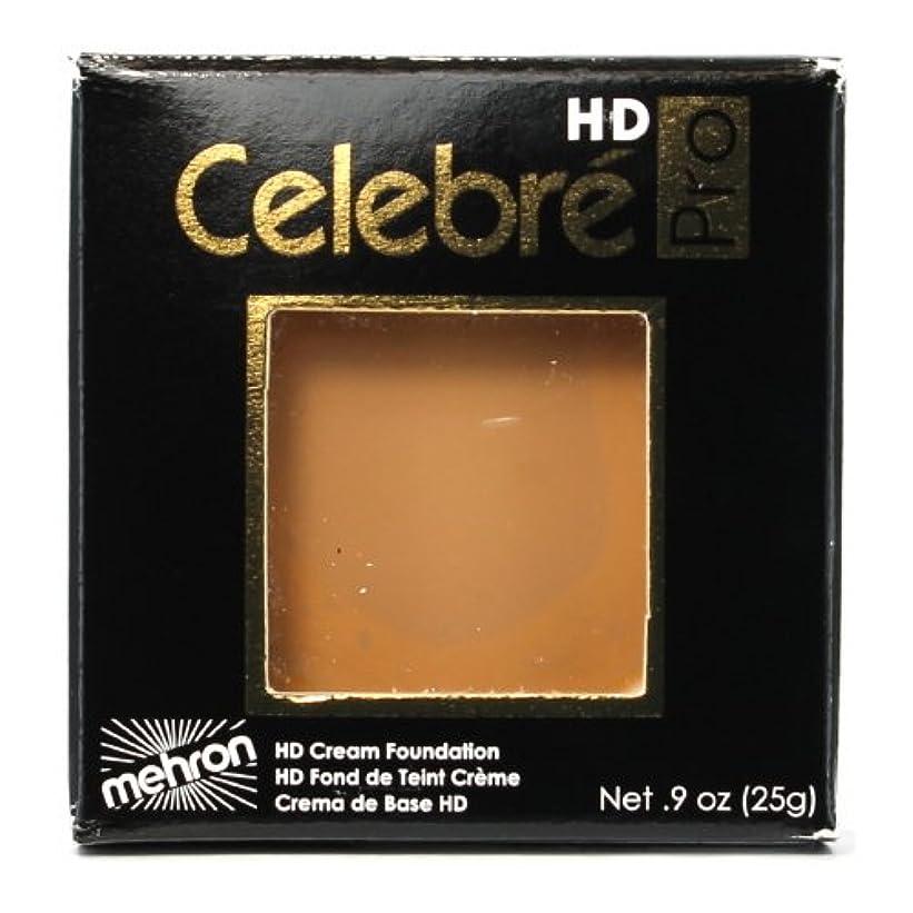 エクスタシーライオネルグリーンストリート強調する(6 Pack) mehron Celebre Pro HD Make-Up - Medium 4 (並行輸入品)