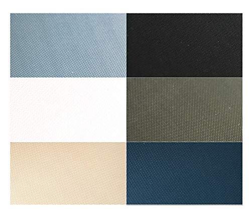 Repair Patch Selbstklebender Reparatur Aufkleber Nylon Flicken für Zelte, Rucksack, Markisen, Schlauchboot, Luftmatratze viele Farben verschieden Größen (blau, 70 x 70 (jeweils 2 Stück))
