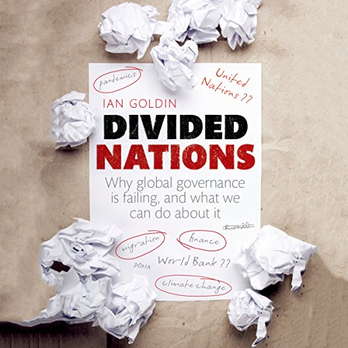 Divided Nations audiobook cover art