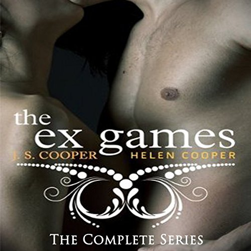 The Ex Games Boxed Set: The Complete Series audiobook cover art