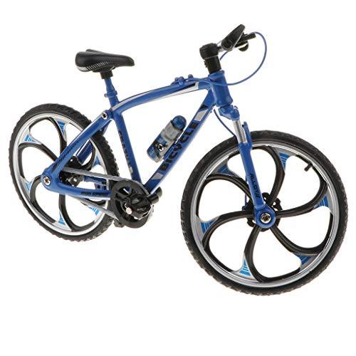 P Prettyia 1:10 Juguete de Bicicleta de Carrera/Montaña/