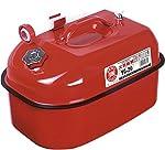 YAZAWA  矢澤産業  ガソリン携行缶 横型タイプ 20L 消防法適合品 YG20