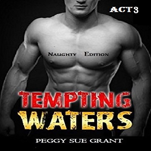 Tempting Waters audiobook cover art