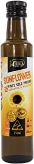 Pressed Purity Sunflower Oil - Cold Pressed, 250 Milliliters