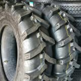 (2-Tires) 14.9-24 12PLY R1 Rear Backhoe Industrial Tractor Tires 14.9x24 14924