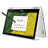 Acer Chromebook Spin 11 Convertible Laptop, Celeron N3350, 11.6 Inches...