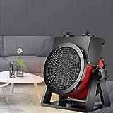 HNWTKJ Mini Calentador de Aire Caliente, Calefactor Portátil Eléctrico Bajo Consumo con Protección contra Sobrecalentamiento, Control Ajustable de la Temperatura, Ideal para Hogar, Oficina