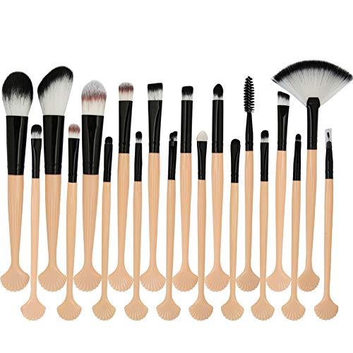 Pinceau De Maquillage 20 Pcs Fard À Joues Ombre À Paupières Débutant Outil De Beauté Maquilleur De Maquillage Professionnel Brosse,12