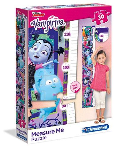Clementoni- Vampirina Meter Puzzle, Multicolore, 30 pezzi, 20323