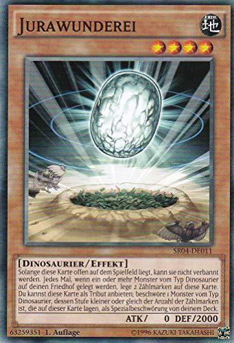 SR04-DE011 - Jurawunderei - Common - Yu-Gi-Oh - Deutsch - 1. Auflage
