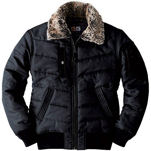 SOWA(ソーワ) 防寒ブルゾン ブラック LLサイズ 44503