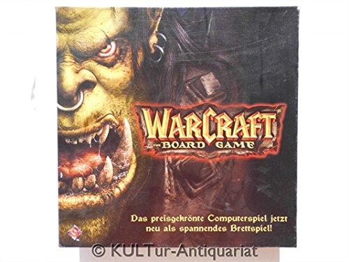 WARCRAFT - das preisgekrönte Computerspiel als spannendes Brettspiel, Heidelberger Spieleverlag WC01