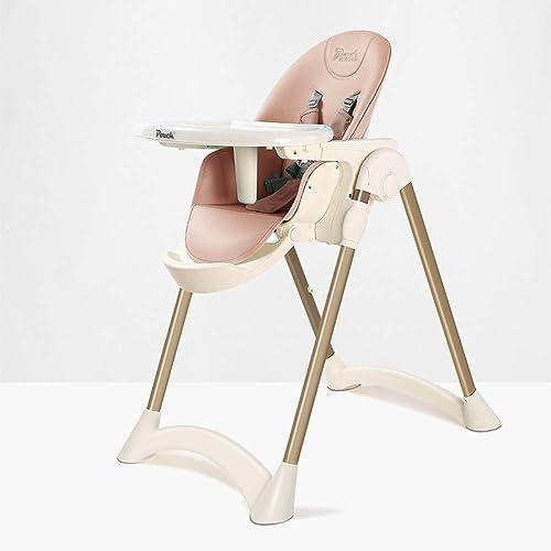 contador genuino Baby dining chair Silla de Comedor para bebés, bebés, bebés, Silla de Comedor Multifuncional para Niños, Asiento portátil Plegable para Comer Color  A  minoristas en línea
