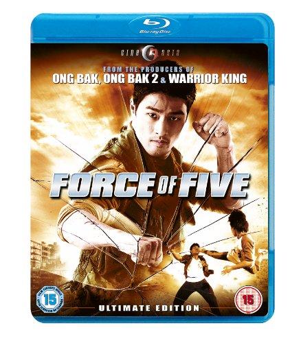 Force Of Five [Blu-ray] [2009] [Reino Unido]