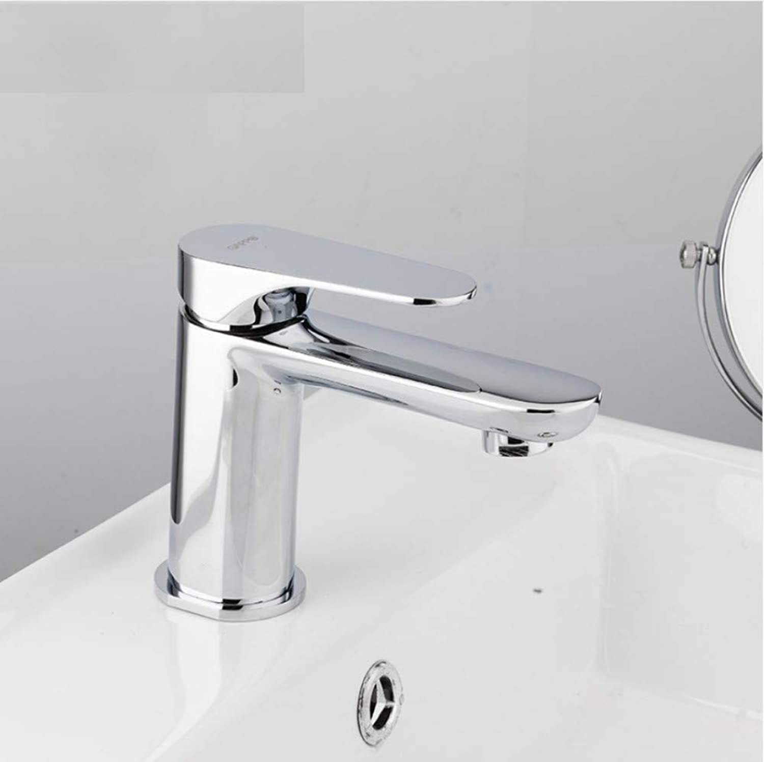 Dwthh Basin Faucets Waterfall Basin Mixer Sink Taps Faucet Bathroom Deck Mounted Sink Water Taps Waterfall Faucet