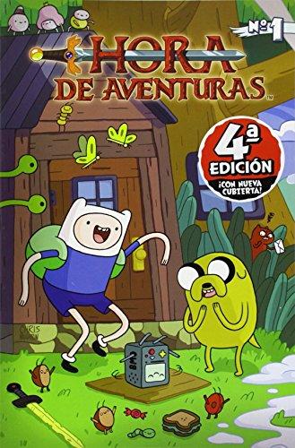 HORA DE AVENTURAS 1  7a edición (INFANTIL Y JUVENIL)