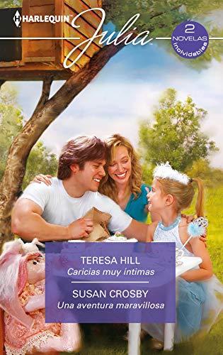 Caricias muy íntimas - Una aventura maravillosa (Ómnibus Julia)
