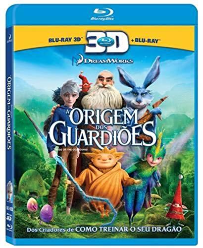 A Origem dos Guardiões 3d